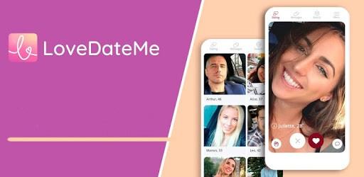 Мобильное приложение сайта знакомств lovedateme.com